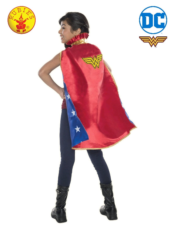 Wonder Woman DC Child Costume Cape - Salsa and Gigi Australia 5223