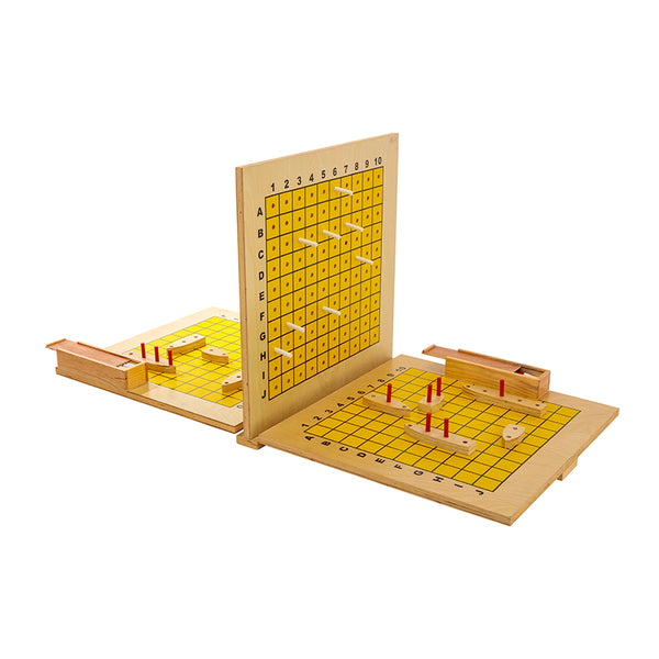 Wooden Giant Ships Indoor Game - Salsa and Gigi Australia 01