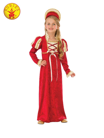 medieval Princess Girls Costume - Salsa and Gigi Australia 641137 01