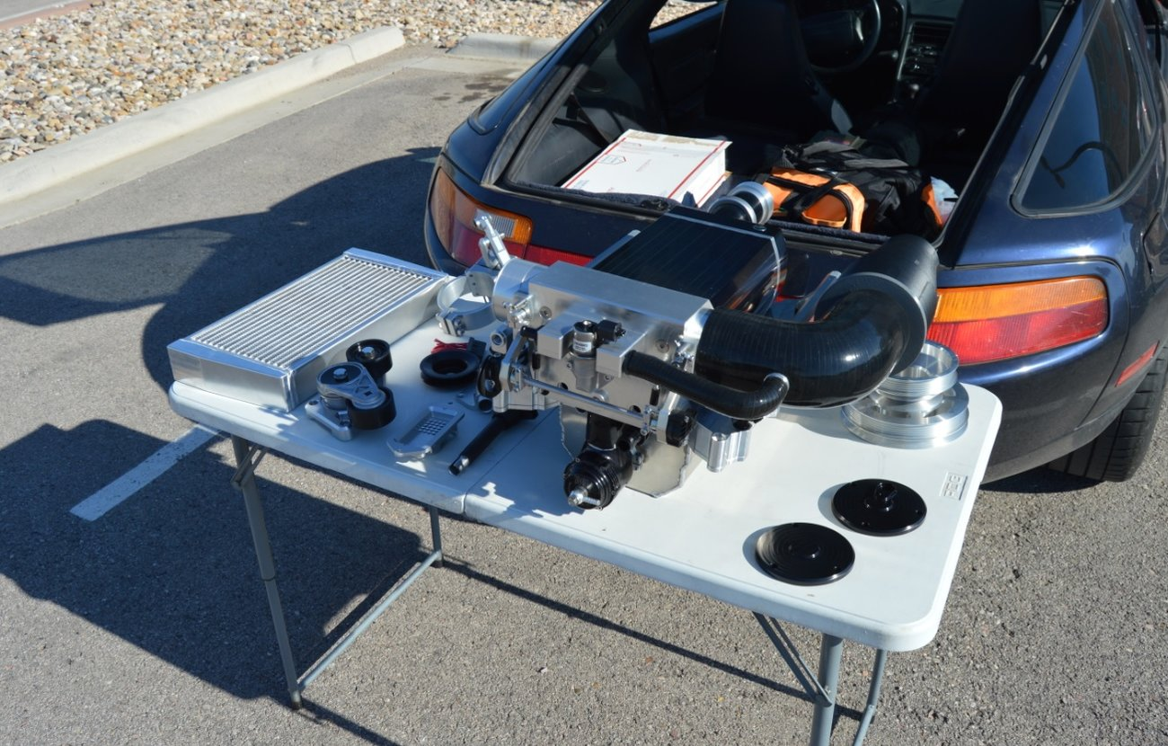 sharks in the badlands 928s event engine on table