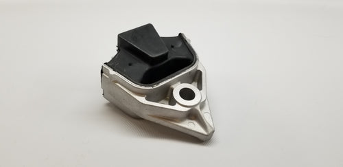 An aftermarket transmission gearbox mount for Porsche 928s.