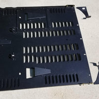 928 504 021 02AM - 87 to 95 Front Belly Pan with Access Door for changing the Oil Filter