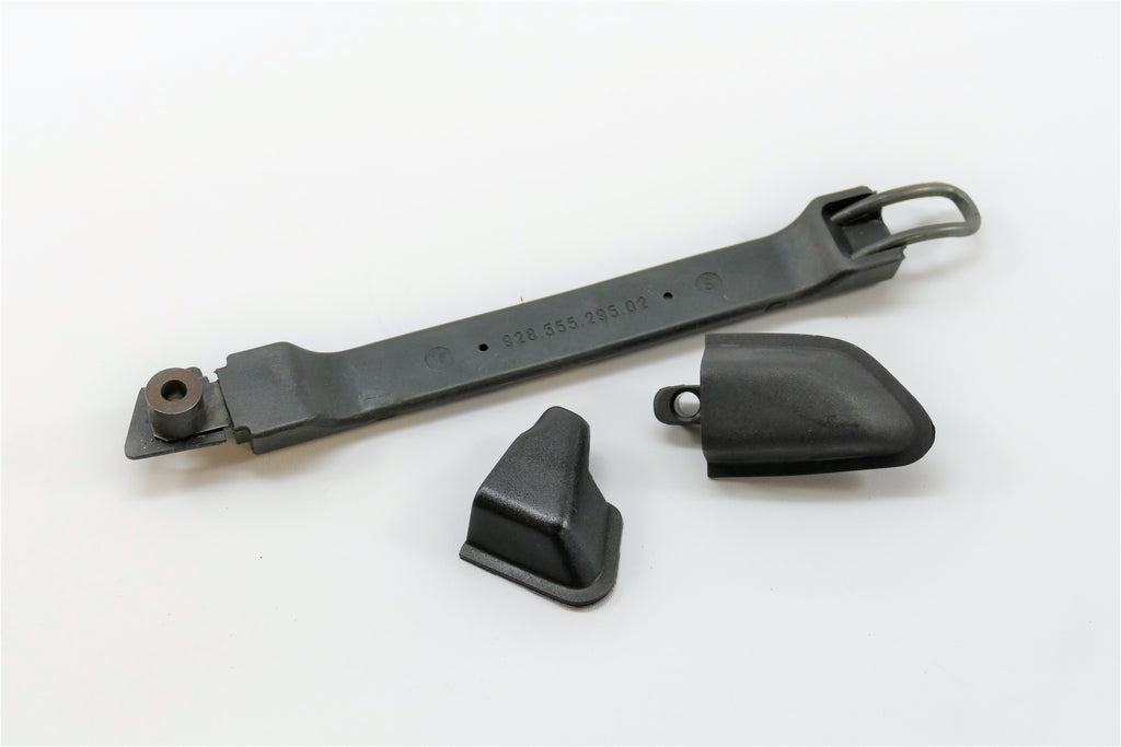 A right side grab handle for Porsche 928s.