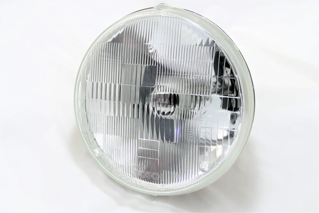A H5 headlight for Porsche 928s.