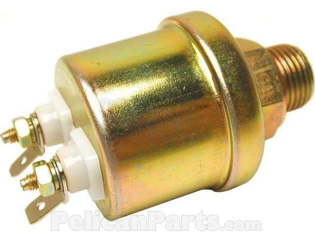 A URO oil pressure sender switch for Porsche 928s.
