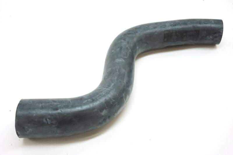 An OE upper radiator hose for Porsche 928s.