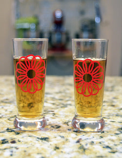 Set of 4-Shot Glasses