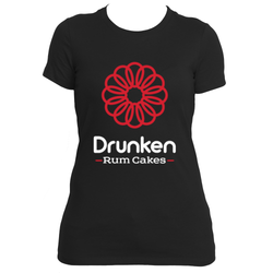 Women's Short Sleeve T-Shirt-Black