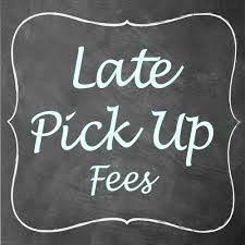 Pick-up Fee