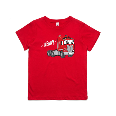 Kenworth Kenny Kids Tee