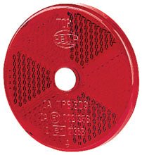 Hella 2915 Red Reflector