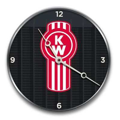 Kenworth Vintage Clock