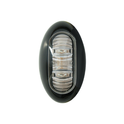 TRP LED Front Position Lamp - Clear Lens
