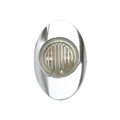 TRP LED M3 Marker Lamp - Clear Lens