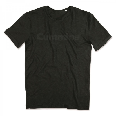 Cummins Black Stub Tee