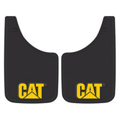 Caterpillar Mud Flaps 9 x 15""