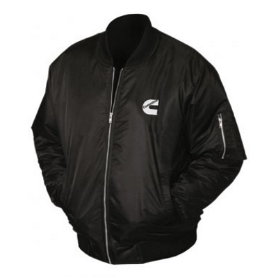 Cummins Black Flying Jacket