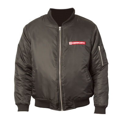 Kenworth Black Drivers Jacket