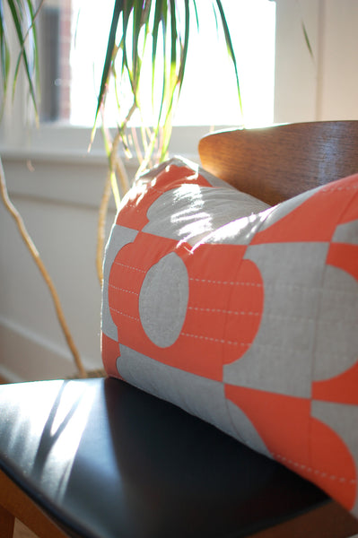 Curved Horizon Pillow