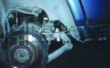 Mercedes Benz Chassis W201 / W124 Rear Sub Frame Bush Remover / Installer