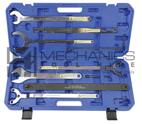 Benz & BMW Fan Service Wrench Kit