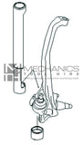 Mercedes Benz Chassis Lower Ball Joint Installer