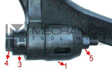 Peugeot 406 Lower Control Arm Bush Tool