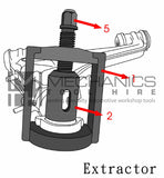 Mercedes Benz Chassis Ball Joint Remover / Installer