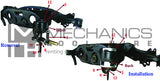 Mercedes Benz Chassis W210 Rear Subframe