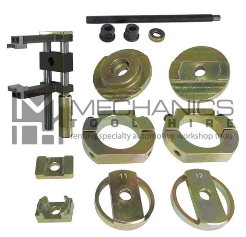 BMW CHASSIS E87 / E90  Rear Suspension Bush Extractor /