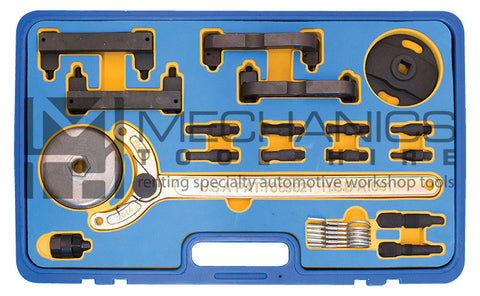 VW /Audi Engine Timing Tool Master Kit - 2.4L / 3.0L / 3.2L / 4.2L / 5.2L /5.0L - V6 / V8 / V10 Petrol