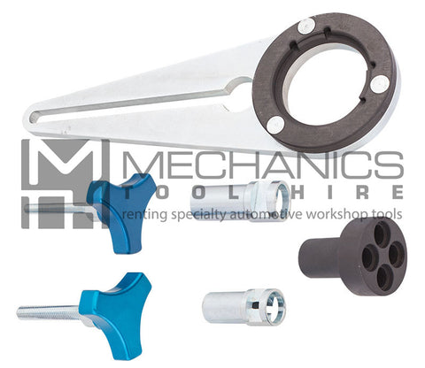 BMW Crankshaft Pulley Holding Tool - 2.0L / 3.0L - N47 / N57