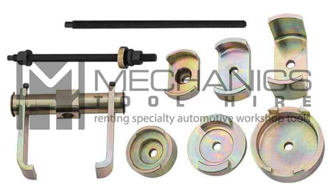 Benz W204  Sub Frame Front & Rear Bush Removal / Installation Tool Set