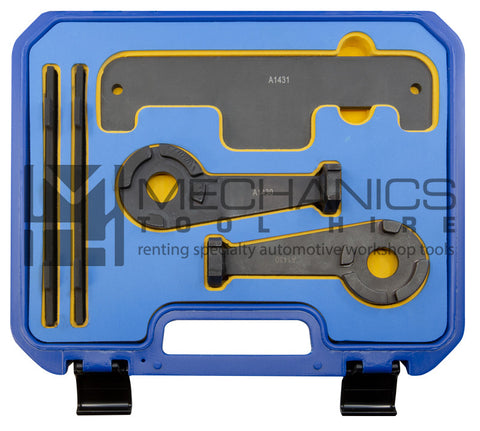 Audi / VW Engine Timing Tool Kit - 2.8L / 3.2L / 4.2L Petrol
