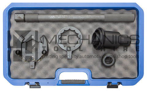 BMW Differential Input Shaft Tool Kit - E70 / E90 / E91 / E92 - 5 Piece