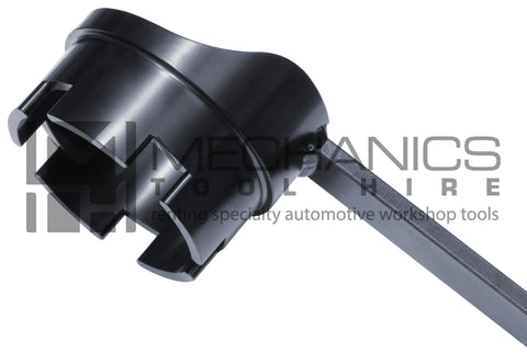 Mercedes Benz Updated Crankshaft Pulley Holding Tool - M271