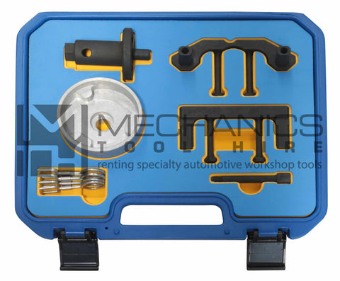 Audi Engine Timing Tool Kit - 4.0L V8 TFSI