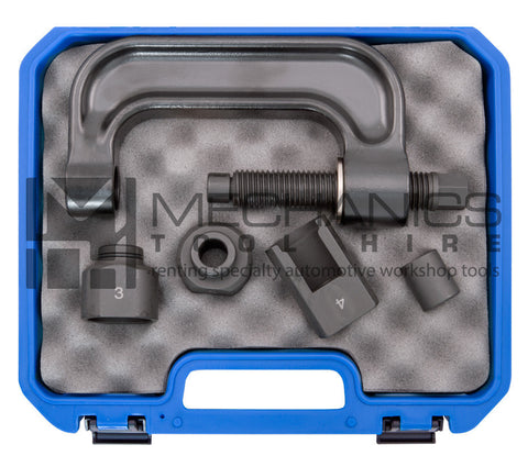 Honda Civic 7 Front Axle Ball Joint Removal/Installation Tool Kit