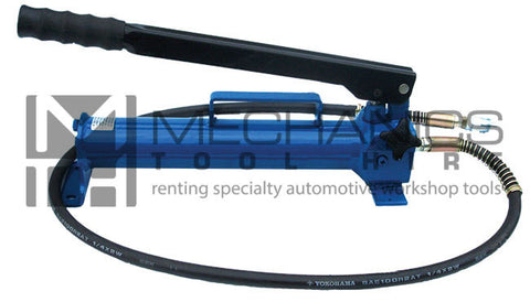 BMW CHASSIS Hydraulic Hand Pump