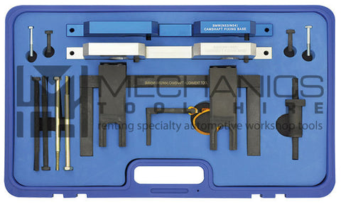 BMW N51 / N52 / N53 / N54 2.5 & 3.0L Camshaft and Vanos Locking Set Engine Timing & Locking Tools