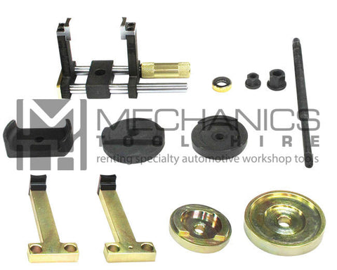 BMW CHASSIS E39 Rear Suspension Bush