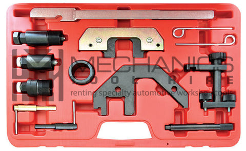 BMW M41 / M51 / M47TU / M47T2 / M57TU / M57T2 2.0L / 3.0L Diesel Timing Tool Set Engine Timing & Locking Tools