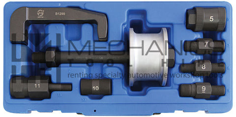 Mercedes Benz Benz CDI-Engines Common Rail