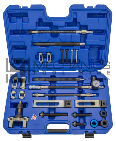 Universal Valve Spring Removal and Installer Tool Kit (22 Pieces)