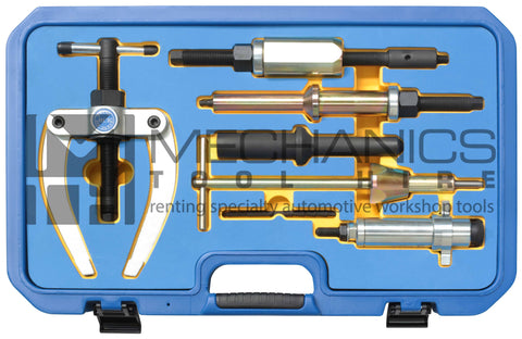 Volvo Truck Injector Sleeve Removal / Installation Tool Kit