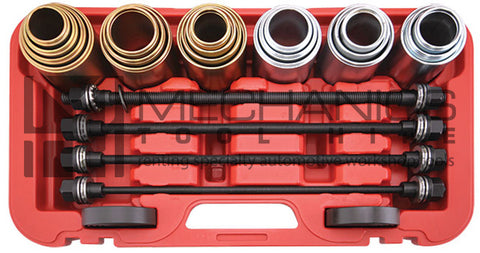 Universal Bush And Bearing Removal And Installation Sleeve Kit (26pc)