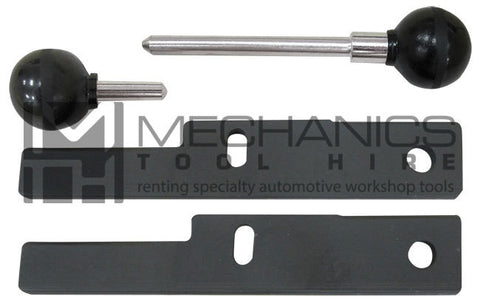 Porsche Cayenne Turbo Camshaft Setting Tools