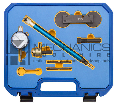 Audi / VW Engine Timing Tool Kit - 1.2L / 1.4L / 1.6L Petrol
