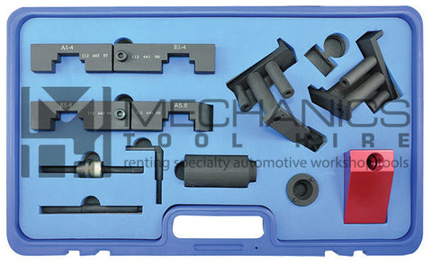 BMW M60 / M62 / M62TU V8 Vanos Tool Kit Engine Timing & Locking Tools