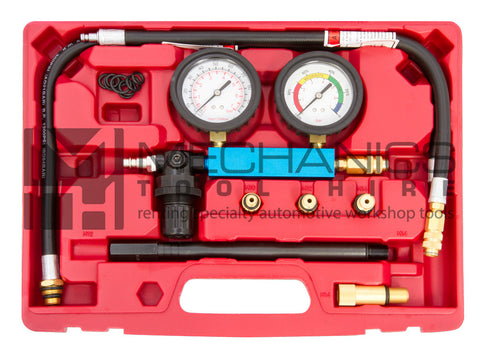 Cylinder Leak Down Detector Test Kit - 100psi / 7Bar